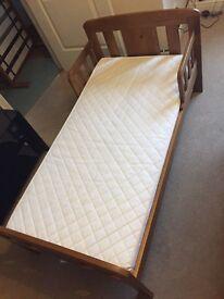 Boris Toddler Bed and Mattress from John Lewis