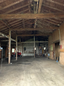 big barn for rent