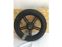 Kymco agility 125 front wheel