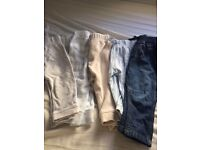 6-9 month 5 trousers & 2 jackets