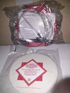 NEW Beer and Wine Round Plate Filter Kit