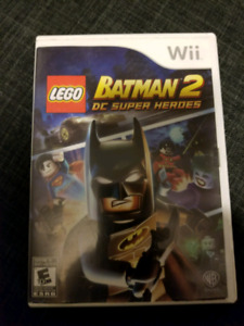 LEGO & MARVEL Wii Games