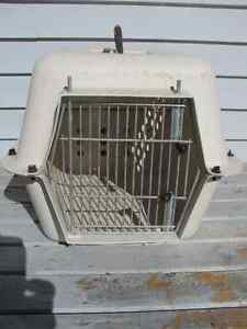 Animal crate 18 inches long x 13 x 14 inches high $17