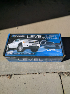 Pro Comp front leveling kit for 2011-current 2500/3500 GM