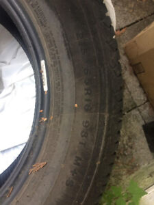 215/65R16 All-season M+S Tires for sale