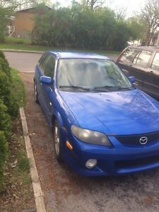 Mazda protégé 5