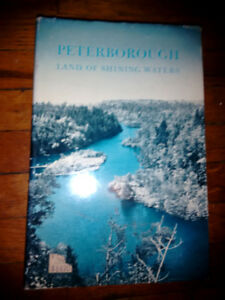 Massive History of PETERBOROUGH, Ontario Town. Vintage Book