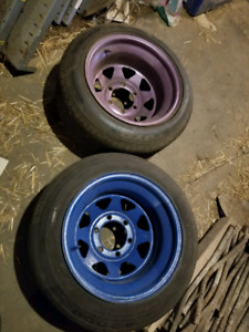 6 bolt nissan rims, old chevy 6 bolt 6x5.5