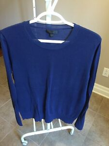 J.CREW Navy Blue Sweater