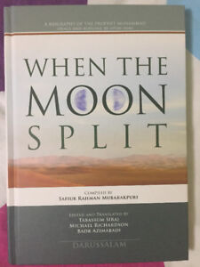 Islamic Book - When the Moon Splits (DARUSSALAM)