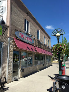 Retail at 10994 124 St and Restaurant on 111 Ave (lease or sale)