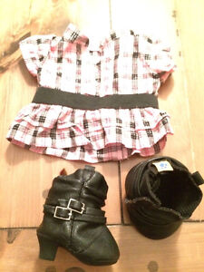 Build A Bear Country Girl Outfit