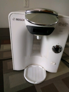 Bosch Tassimo coffee maker.