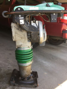 WACKER JUMPING JACK BS60-2i EXCELLENT CONDITION