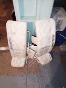 Bauer one90 pads 37+1