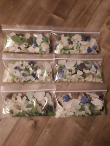 Authentic Sea Glass - 1/2 pound bags