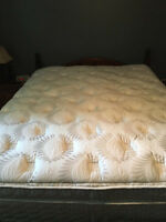 Queen Mattress - Sealy Posturepedic Euro Pillowtop