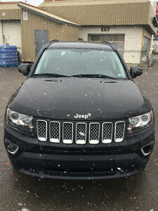 2014 Jeep Compass Limited edition SUV, Crossover