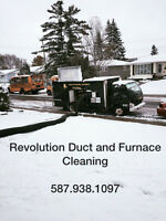 furnace & Duct Cleaning $119.00 - Revolution Packag