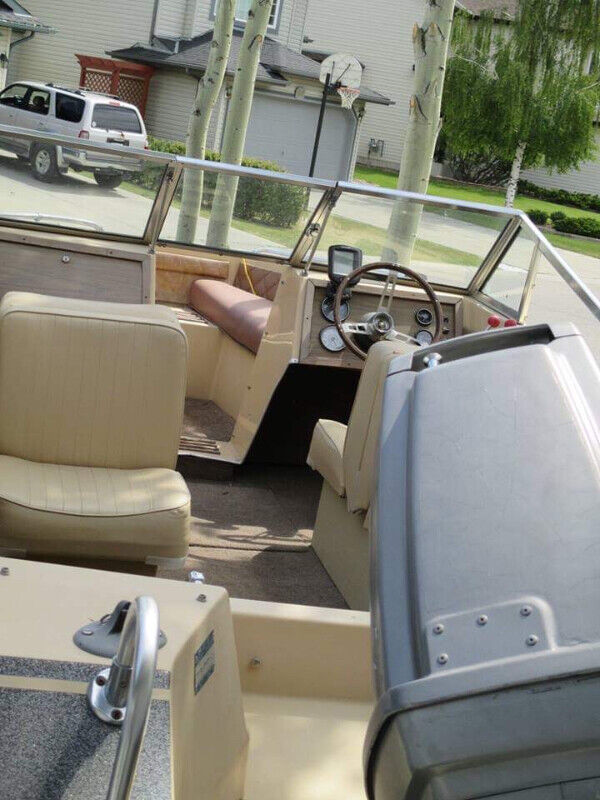 1989 Edson 140 Suzuki /Outboard Oil injected /OpenBow/Fishfind