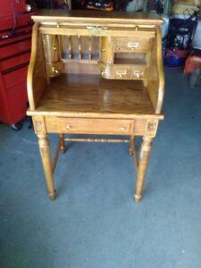 Antique Eagle Craft Desk