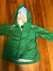 Lightly Loved MEC Rain Jacket - 24M