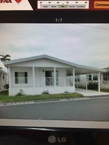 Maison mobile à louer à Park Lake, Hallandale floride