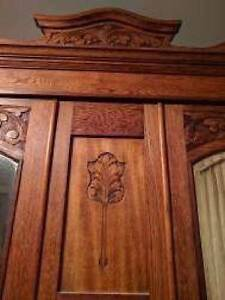 Armoire wardrobe Banora Point Tweed Heads Area Preview