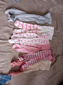 Girls clothes age 1-1.5yrs
