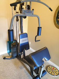 Gym at home $350 obo