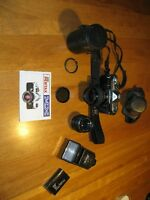 Used Pentax MX (Film) Camera and Accessories