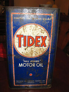Vintage Motor Oil Cans Buy Sell Items Tickets Or Tech