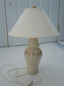 Porcelain Lamp - Made in Prince Edward County