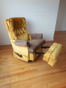 """Fauteuil inclinable """"Lazy Boy"""""""