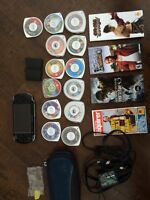 PSP with 13 games $60 OBO