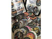 Bulk Buy 200+ Film/TVseries DVDs
