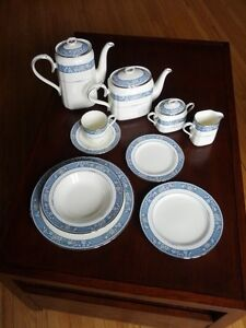 "Noritake ""Randolph"" Fine China Set Peterborough Peterborough Area image 1"