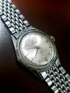 vintage Enicar Seapearl limited 100/135 watch