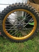 Tire dirt bike