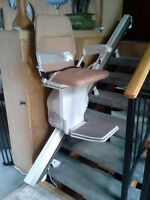 """Electric """"Stannah"""" Stairlift"""