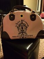 Selling look-a-like juicy couture dog bag