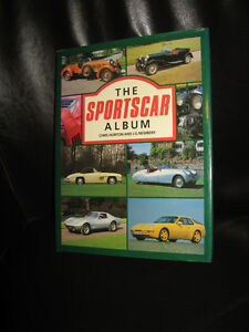 THE SPORTS CAR ALBUM (for the sportscar lover)