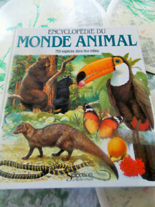 L'encyclopédie du monde animal