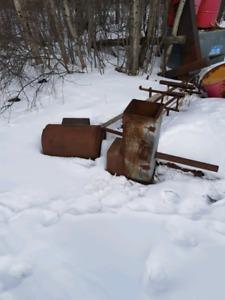 Wood stove / firepit