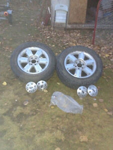 Tires and Rims $700 obo