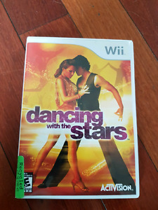 Wii Dancing with the Stars