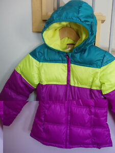 For sale girls Jacket - Brand New with tags. Size 6-6X.