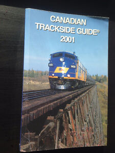 Canadian Trackside Guide 2001