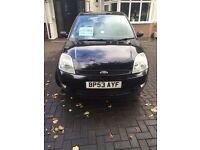 Ford Fiesta Zetec 1.4 2003 Petrol for sale £650