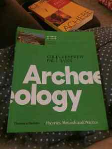 Textbooks for sale (Archaeology and Social Psych)
